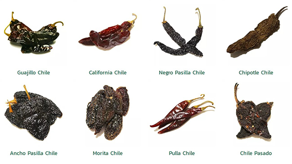 How do you Rehydrate Dried Chiles?